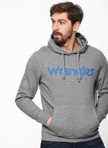 Wrangler Sweatshirt Gri